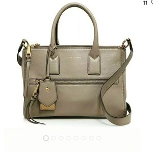 Marc Jacobs BARELY USED east west tote bag TAUPE
